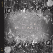 Coldplay - Everyday Life  artwork