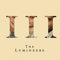 The Lumineers - III artwork