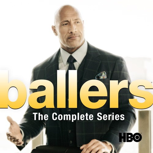 Ballers, The Complete Series image