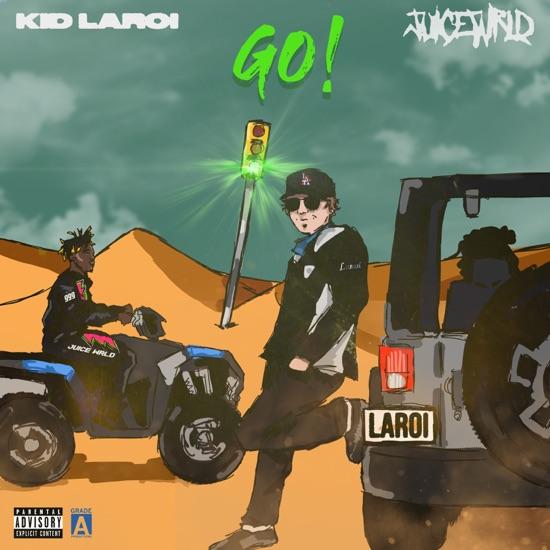Kid Laroi & Juice WRLD - Go