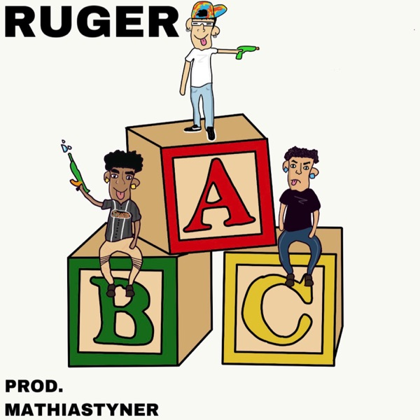 Ruger (feat. KiMO & EGOVERT) - Single