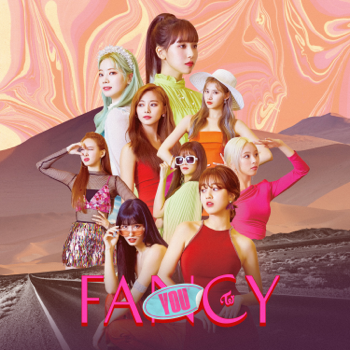 FANCY YOU TWICE album songs, reviews, credits