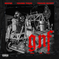 Give No Fxk (feat. Travis Scott & Young Thug)-Migos
