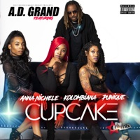 Cupcake (Remix) [feat. PUnique, Anna Nichele & Kolombiana] - Single Mp3 Download