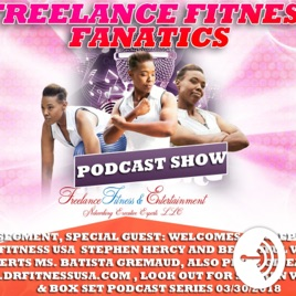 Freelance Fitness Fanatics , Interviews Dr  Fitness USA , and Ms