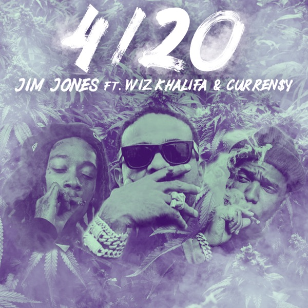 4/20 (feat. Wiz Khalifa & Curren$y) - Single