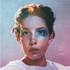 Halsey - Finally // beautiful stranger artwork