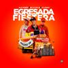 Ale Oviedo, De La Calle & DJ Lauuh - Egresada Fiestera ilustración