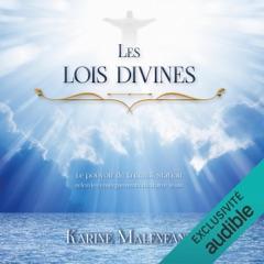 Les lois divines. Le pouvoir de la manifestation selon les enseignements du Maître Jésus