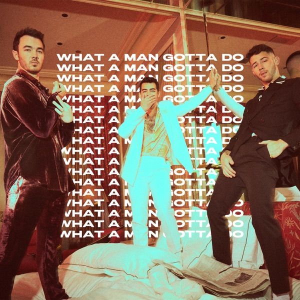 Cover art for What A Man Gotta Do