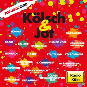 Verschiedene Interpreten - Kölsch & Jot - Top Jeck 2020