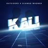 Outsiders & Django Wagner - Kali (Outsiders Remix) kunstwerk