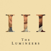 Salt and the Sea - The Lumineers Cover Art
