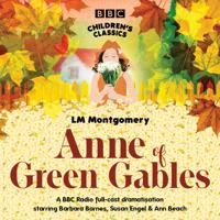 L.M. Montgomery - Anne Of Green Gables artwork
