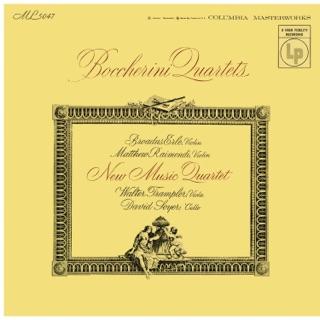 New Music String Quartet on Apple Music