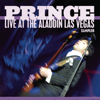 Prince - Live at The Aladdin Las Vegas Sampler - EP  artwork