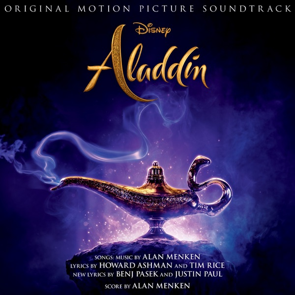 Alan Menken, Howard Ashman & Tim Rice - Aladdín (Original Motion Picture Soundtrack)