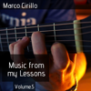 Marco Cirillo - Music from My Lessons, Vol. 5 artwork