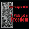 Surrender Hill - A Whole Lot of Freedom kunstwerk