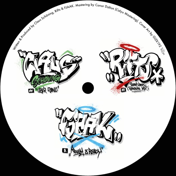 VA: Rifts / Claus Schöning / FJAAK - Single
