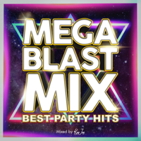 MEGA BLAST MIX -BEST PARTY HITS- mixed by DJ KayTee
