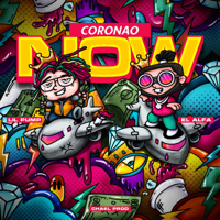El Alfa & Lil Pump - Coronao Now artwork