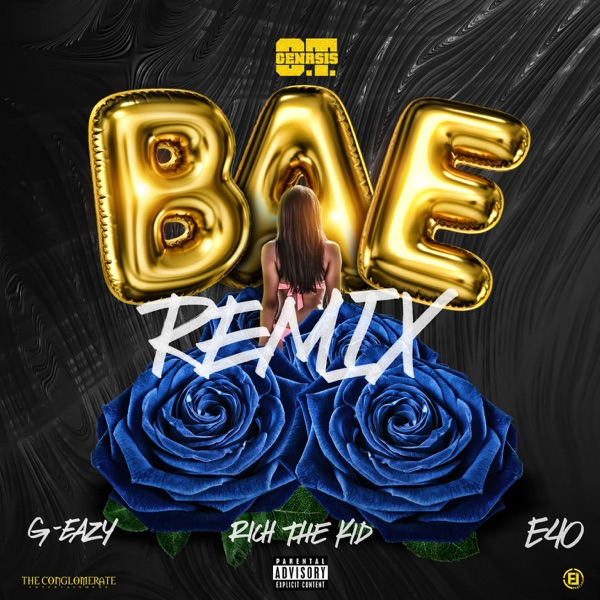 Bae (Remix) [feat. G-Eazy, Rich The Kid & E-40] - Single