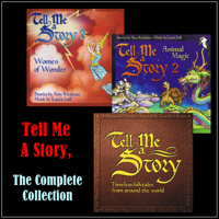 Amy Friedman - Tell Me A Story, The Complete Collection artwork