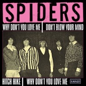 Spiders - Hitch Hike