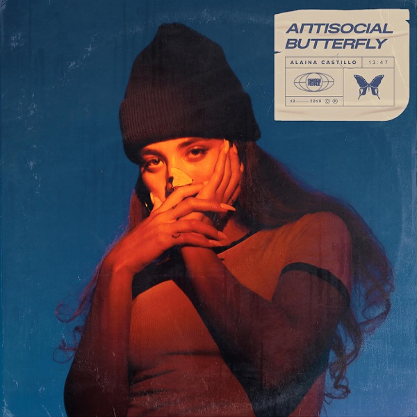 antisocial butterfly - EP
