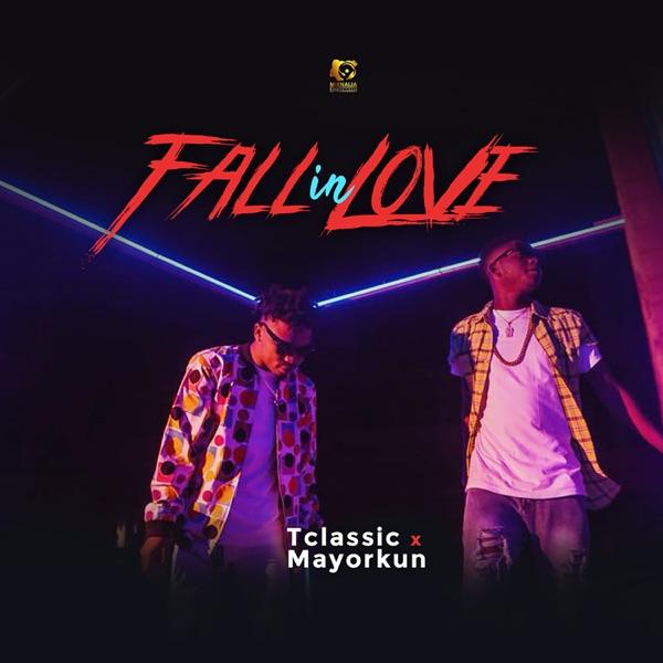 Fall In Love (feat. Mayorkun) - Single