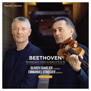Beethoven: Sonates pour violon et piano