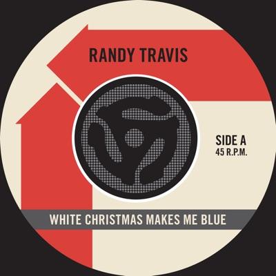 White Christmas Makes Me Blue / Pretty Paper [Digital 45] - Single - Randy Travis