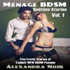 Ménage BDSM Bedtime Stories: Five Erotic Stories of Explicit MFM BDSM Passion: Because Two Doms Are Better Than One! (Unabridged)