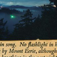 Mount Eerie - No Flashlight (2015 Reissue) artwork