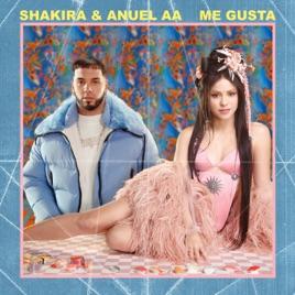Shakira & Anuel AA – Me Gusta – Single [iTunes Plus M4A]