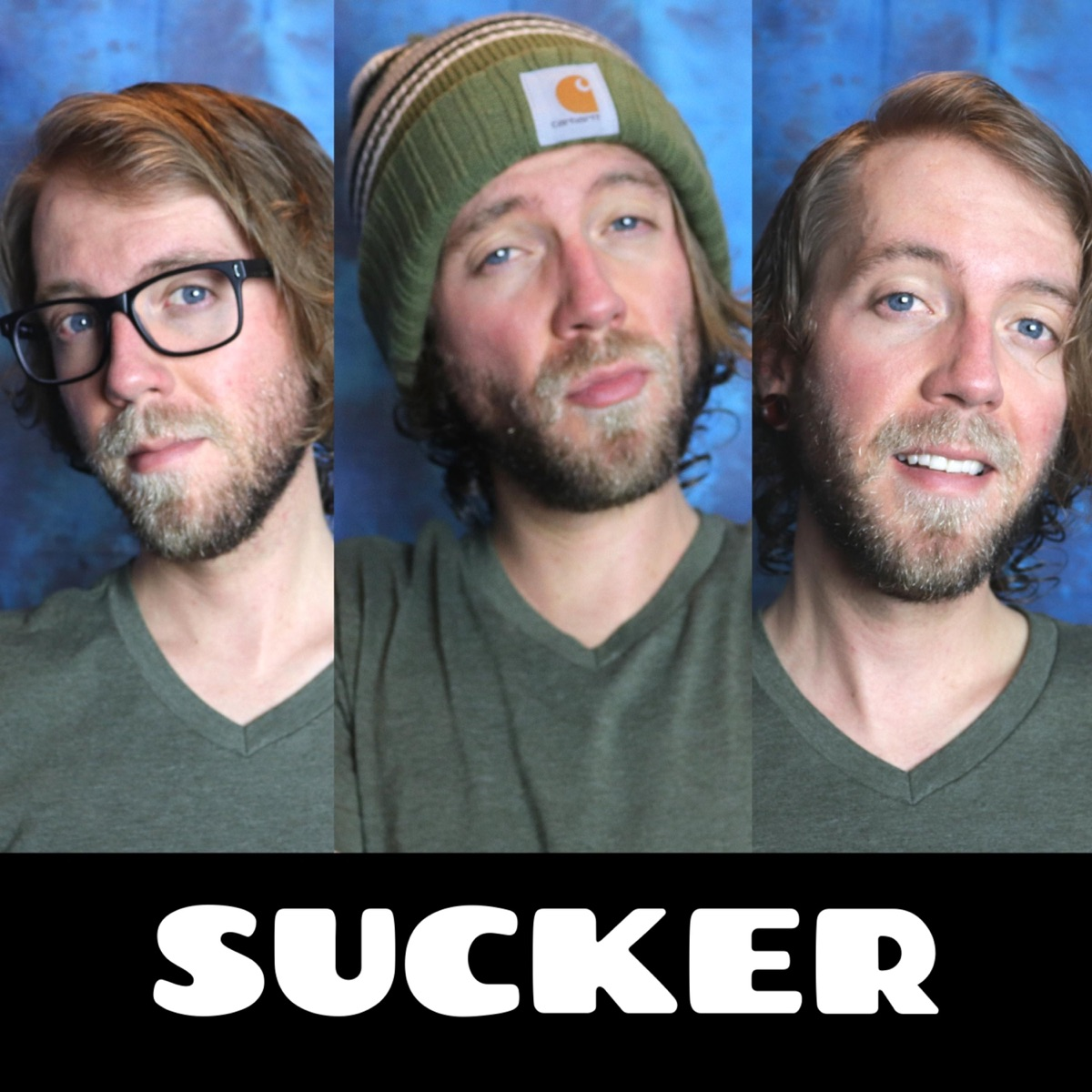 Sucker - Single Luke Adamson CD cover