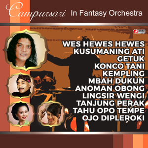 Various Artists - Campursari In Fantasy Orchestra