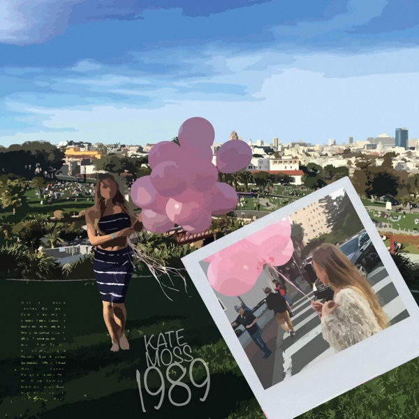 Kate Moss 1989 - Single