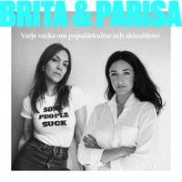 Podcast cover art for Brita Zackari och Parisa Amiri