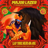 Lay Your Head On Me Feat. Marcus Mumford [Jacques Lu Cont Vocal Mix]  Single - Major Lazer