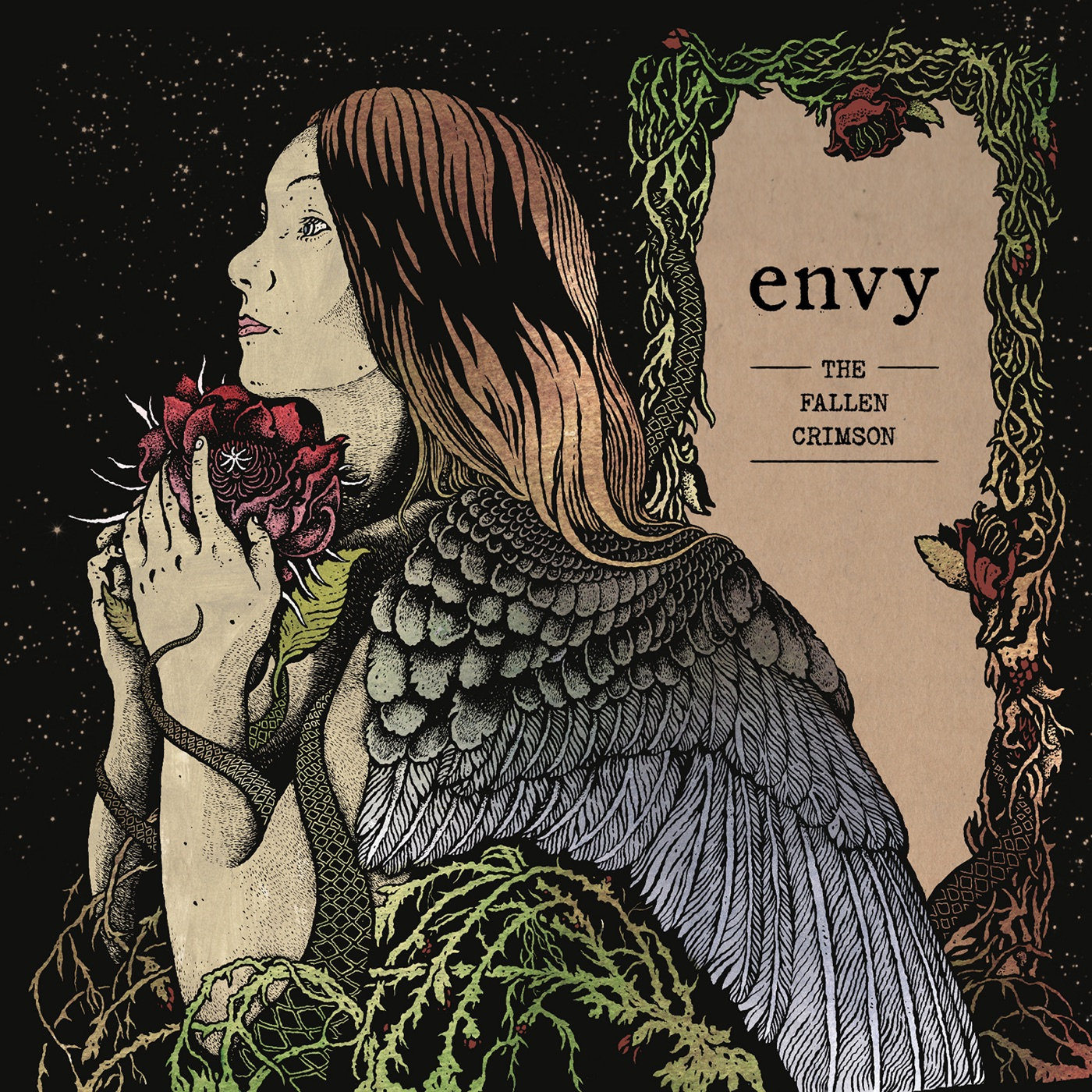 envy - A Step In The Morning Glow [single] (2019)