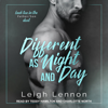 Leigh Lennon - Different as Night and Day  artwork