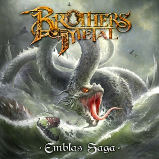 Brothers of Metal – Emblas Saga [iTunes Plus AAC M4A]