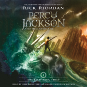 The Lightning Thief: Percy Jackson and the Olympians: Book 1 (Unabridged)