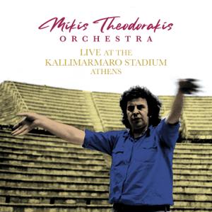 Mikis Theodorakis Orchestra & Mikis Theodorakis - Live at the Kallimarmaro Stadium, Athens feat. Thanasis Vasilas