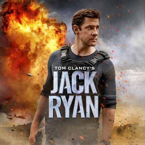 Tom Clancy's Jack Ryan, Season 1 poster