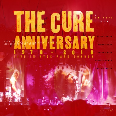 Friday I'm In Love (Live) - Single - The Cure