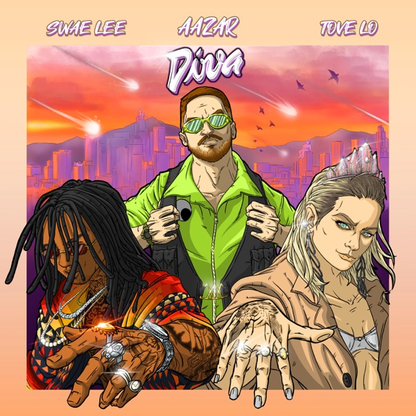 Diva (feat. Swae Lee & Tove Lo) - Single