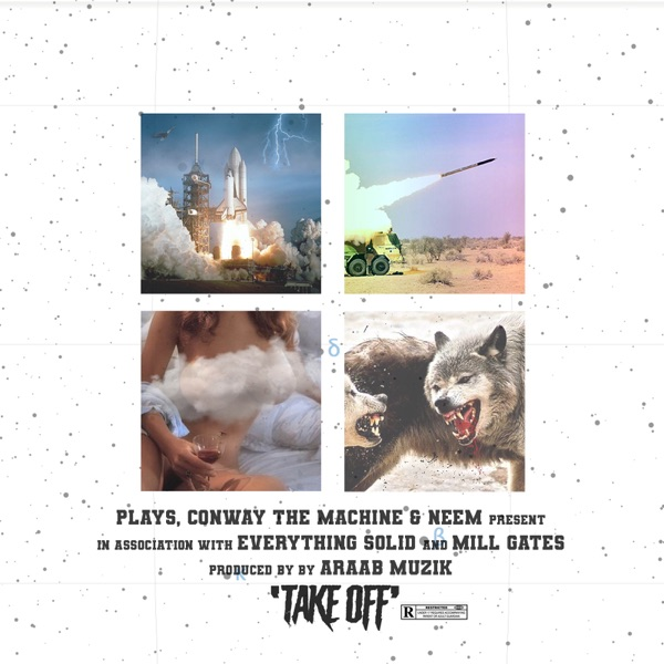 Take Off (feat. Conway the Machine) - Single